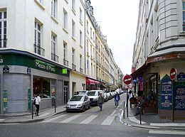Image illustrative de l'article Rue du Roule