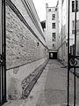 P1280552 Paris IX rue Fbg-Poissonniere N32 passage bw rwk.jpg