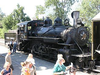 Railtown 1897 State Historic Park - Image: P8060020
