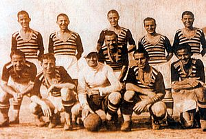 PAOK FC - The team of 1937