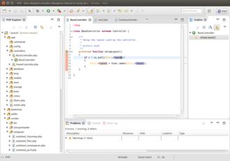 PHP Development Tools - Image: PHP Development Tools