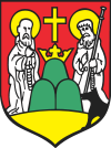 Coat of arms of Suwałki