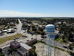 Pahokee Water Tower