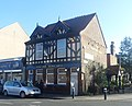Painters Arms pub, 18 Lake Road, Landport (November 2017).JPG