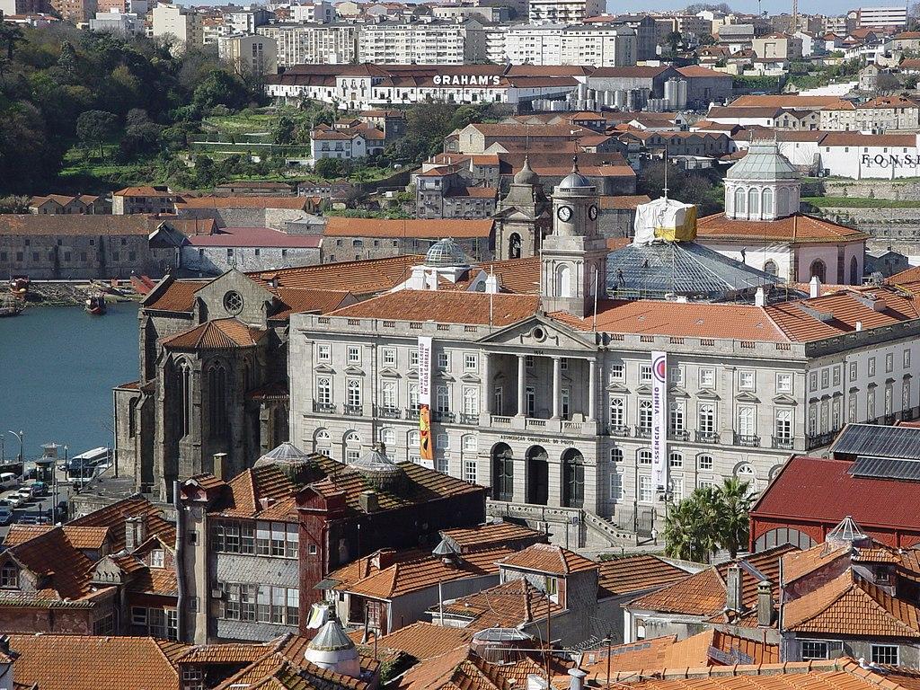 Palácio da Bolsa : Palais de la Bourse à Porto - Photo de Alegna13