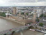 Palace of Westminster from the London Eye, August 2014 04.JPG