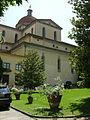 Palazzo frescobaldi, giardino 03, retro di santo spirito.JPG