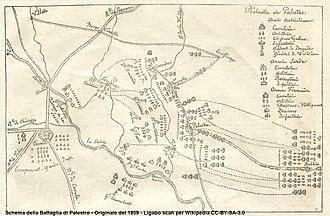 Battle of Palestro - Image: Palestro 1859