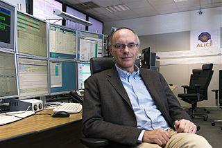 Paolo Giubellino Italian physicist