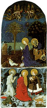 Paolo uccello, adoration of the child.jpg