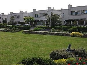 Papaverhof - Overview of Papaverhof complex