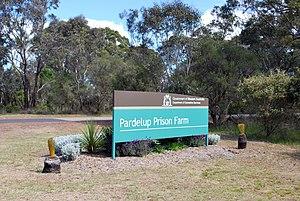 Pardelup Prison Farm - Image: Pardelup Prison Farm SMC 2011
