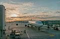 Paris-Charles de Gaulle Airport sunrise.jpg