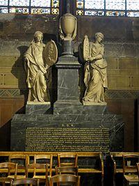 Paris (75), abbaye Saint-Germain-des-Prés, chapelle Ste-Marguerite, monument pour les frères de Castellane 1.jpg