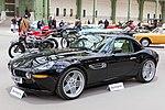 Paris - Bonhams 2017 - BMW Z8 Alpina V8 Roadster hardtop - 2004 - 002.jpg