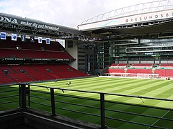 Parken Stadion - Wikipedia, la enciclopedia libre Britney Spears Circus