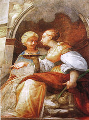 Saints Apollonia and Lucy