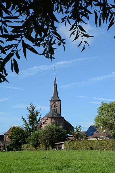 Parochiekerk Sint-Amandus, Heldergem