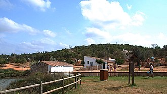 Lagoa, Algarve - The Municipal Park of the Springs.