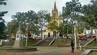 Amagá,  Departamento de Antioquia, Колумбия