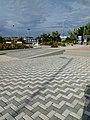 Parque principal de municipio de Sampués Sucre.jpg