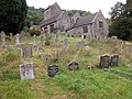 Part of the graveyard of the Old Church Penallt - geograph.org.uk - 473866.jpg