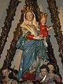 Particolare della statua di Mamma Nostra.JPG