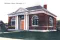 Patchogue-Medford Carnegie Library, LI, 1908 postcard.png