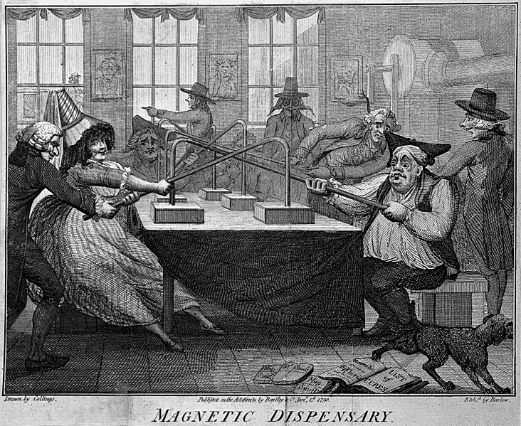 File:Patients undergoing magnetic therapy. Etching by J. Barlow, Wellcome M0006351.jpg
