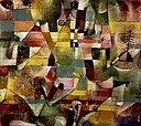 Paul Klee - Landschaft mit gelbem Kirchturm - 14456 - Bavarian State Painting Collections.jpg