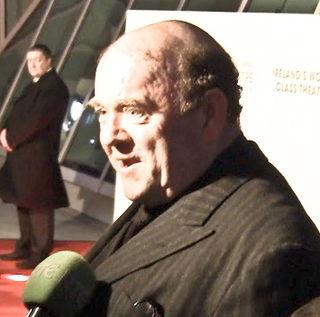 Paul McGuinness Irish businessman, music publisher and manager of U2