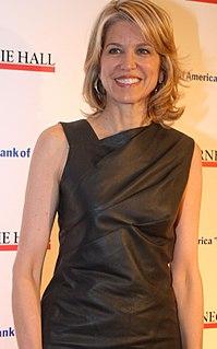 Paula Zahn American journalist