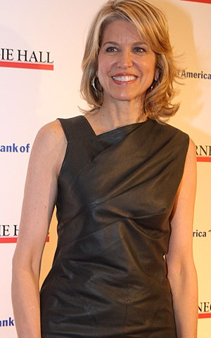 Paula Zahn - Zahn in April 2011