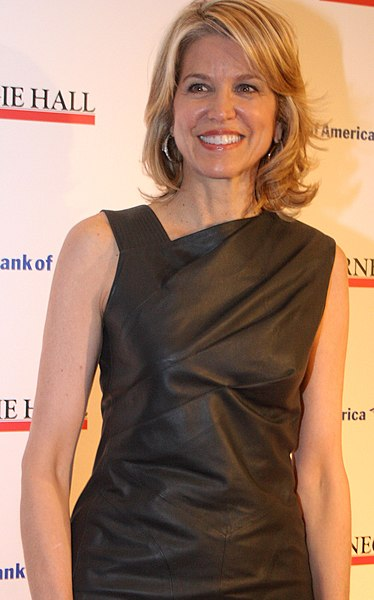 Suzanne Gregard Paula zahn began her work for