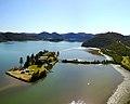 Peat Island Hawkesbury River Aerial Panorama.jpg