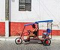 Pedal taxi in Cuba.jpg
