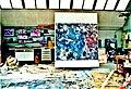 Pedro Meier – Work in Progress. Fabrik-Atelier Shedhalle Gugelmann-Areal Roggwil bei Langenthal. 2001 total abgebrannt. Photo © Pedro Meier Multimedia Artist.jpg