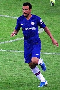 Pedro (footballer, born 1987) Spanish association football player