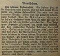Pelzhaus Schwabe, München, stiftet dem Millionsten Besucher der Münchener Gewerbeschau 1922 einen Pelz.jpg