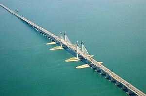 Second Penang Bridge(Sultan Abdul Halim Muadzam Shah Bridge)
