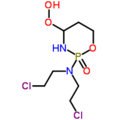 Perfosfamide chemical structure.png