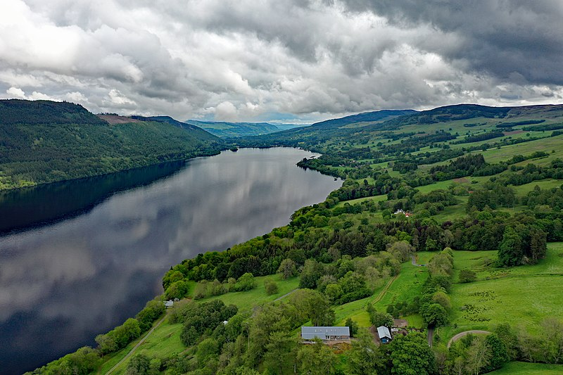 Loch Tay (Perth & Kinross, Scotland, UK)