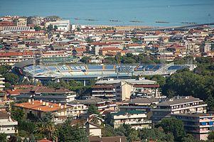 Stadio Adriatico - Giovanni Cornacchia