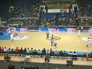 EuroBasket 2005 - Image: Pesic u Zvezdi