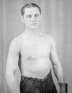 Pete Latzo American boxer