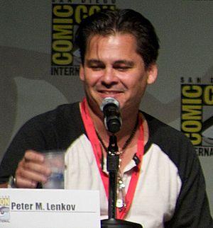 Peter M. Lenkov - Peter Lenkov (2010)