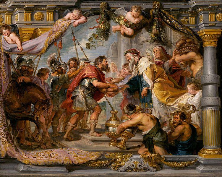File:Peter Paul Rubens - The Meeting of Abraham and Melchizedek - WGA20435.jpg