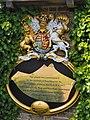 Petersham, Silver Jubilee plaque.jpg