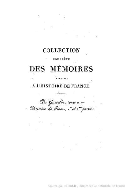 File:Petitot - Collection complète des mémoires relatifs à l'histoire de France, 1re série, tome 5.djvu
