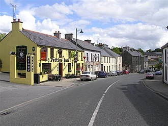 Pettigo - Pettigo village centre
